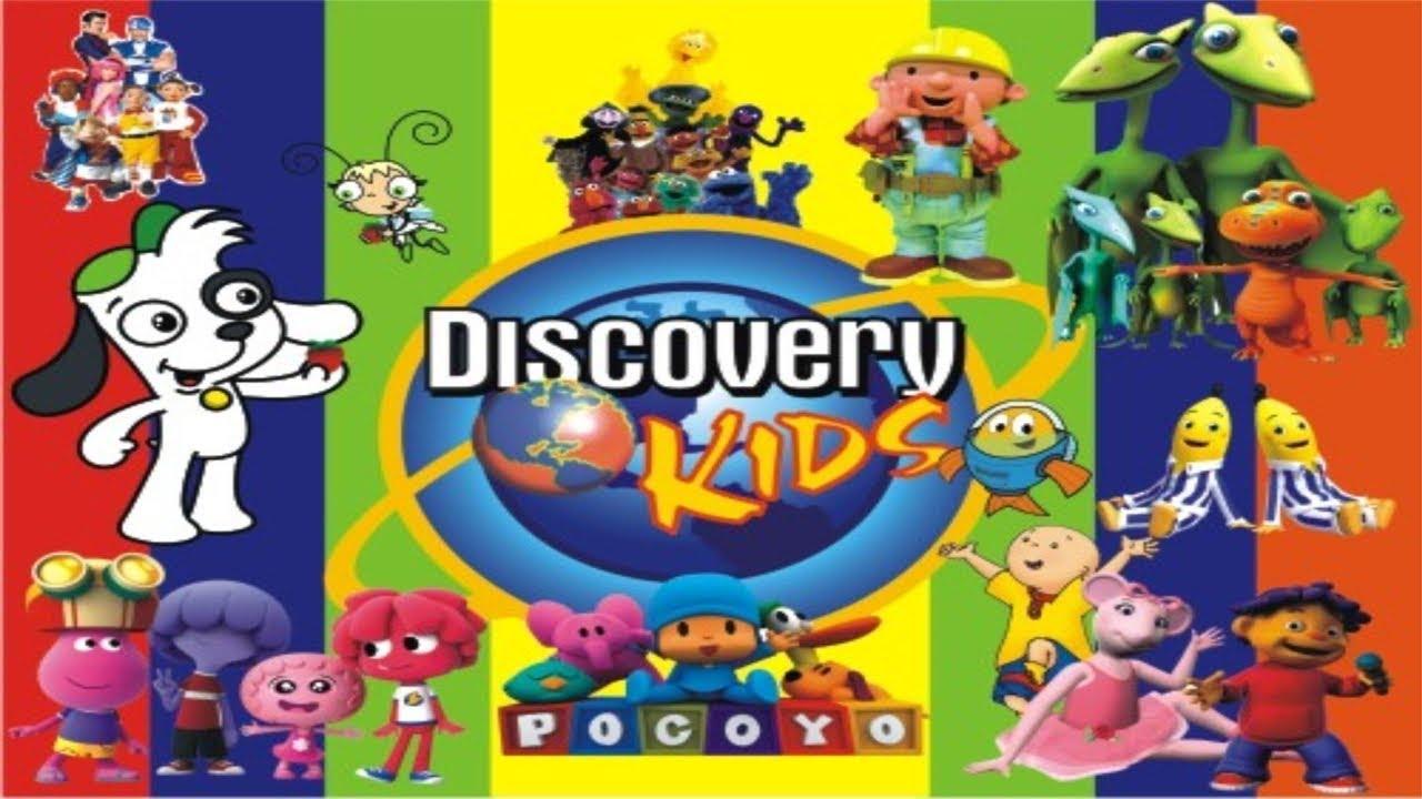 Relembre A Antiga Programacao Do Discovery Kids Geracao2000