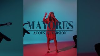 Becky G - Mayores (Acoustic Version/Audio Only)