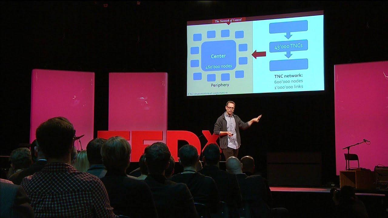 Who Controls the World  James B. Glattfelder at TEDxZurich - YouTube 1c4ec88546