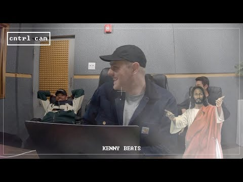 KENNY BEATS & ZACK FOX FREESTYLE | The Cave: Episode 5