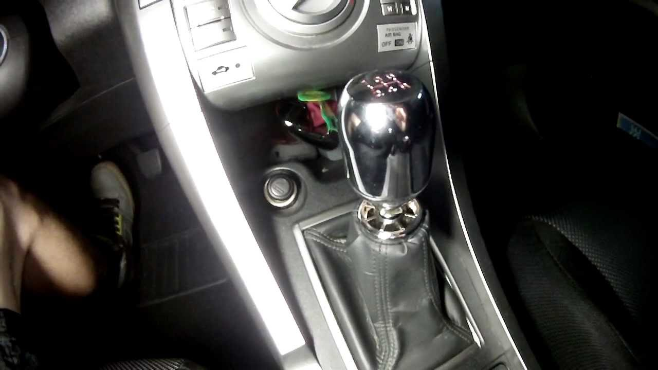 2006 scion xb manual transmission removal