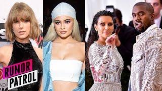 Kylie Jenner DROPPING Album SAME Day As Taylor Swift? Kim K DIVORCE Post Robbery!? (RUMOR PARTOL)