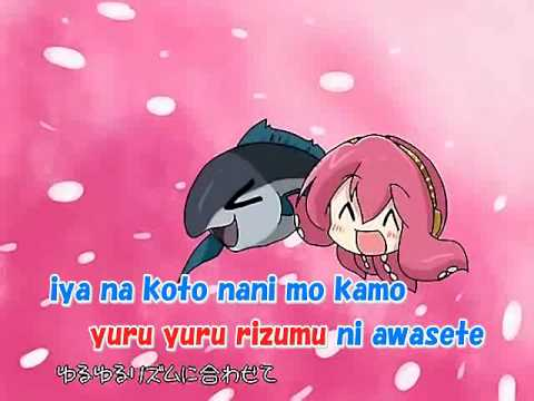 【Karaoke】Tako Luka ★ Maguro Fever【on vocal】 samfree