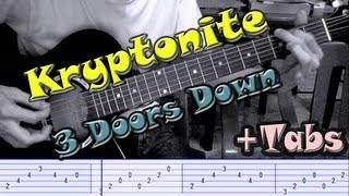"Gambar cover ▶""KRYPTONITE"" by ""3 Doors Down""◀ 