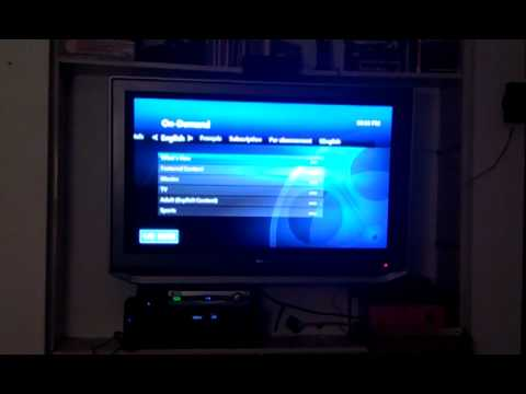 Aliant FibreOp TV Guide And Channel Changing