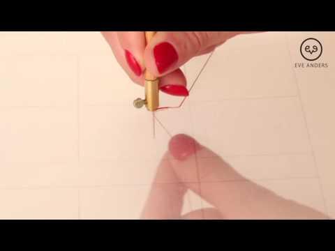 Вышивка крючком необычная техника рукоделия (фото и видео)