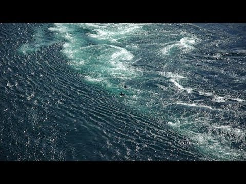 This Deadly Whirlpool Lurks Off Norway's Coast – And It's The World's Most Powerful Whirlpool