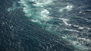 This Deadly Whirlpool Lurks off Norway's Coast - and It's the World's Most Powerful Whirlpool