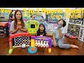 Educational Toys For Toddlers: Little Tikes 3 In 1 Sports Zone. Learn Numbers, Colors And Shapes