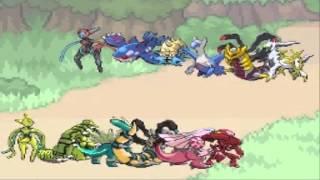 Pokemon Black 2, White 2 Uber battles: Room of Tricks