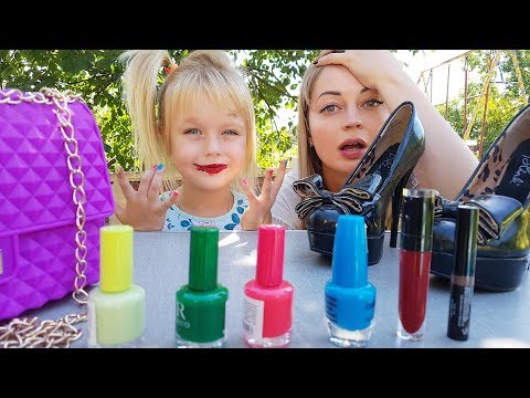 Thumbnail: Learn Colors with Nail Art designs Colours to Kids nursery rhymes Baby songs for Children, by Margo