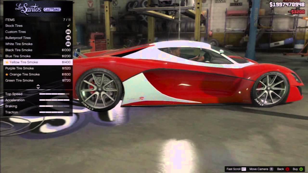 Make Your Own Car >> GTA Online - Grotti Turismo R/ Race Car (Custom Car Guide ...