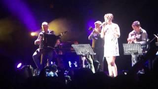 Zaz - Gracias a la vida - Luna Park 13-10-16 - Buenos Aires - Argentina