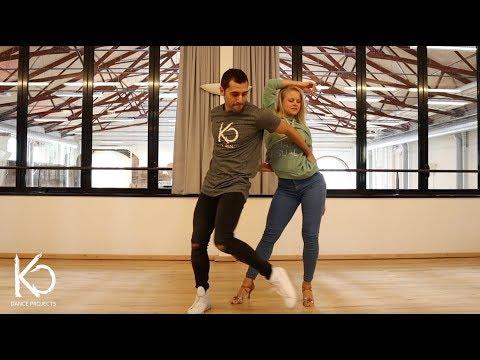 Kiko & Christina @ Copenhagen Bachata Festival´18 / Ozuna ft. Romeo Santos - Ibiza (DJ Khalid)