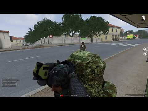 Grand Theft Arma - Report a Player - Green Zone Robbery