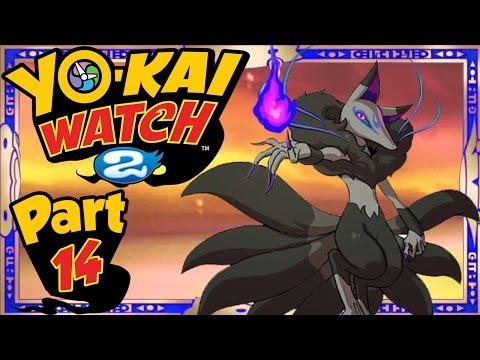 Yo-Kai Watch 2 - Part 14   Dark Kyubi Quest! (Shinuchi Gameplay Walkthrough)