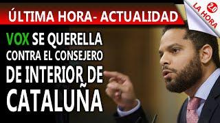 ELECCIONES CATALUÑA - ACTUALIDAD - VOX - EEUU