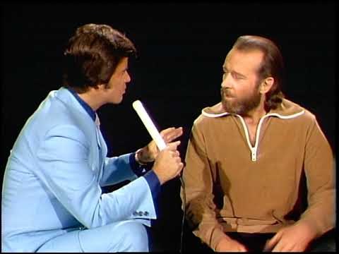 American Bandstand 1976- Interview George Carlin