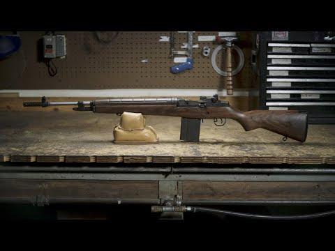 M21™ Tactical Douglas Barrel | Competition Rifle Shooting