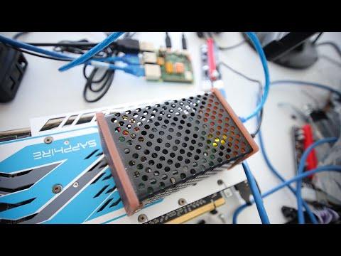 24 Hour PROFITS For My Atom Miner FPGA!