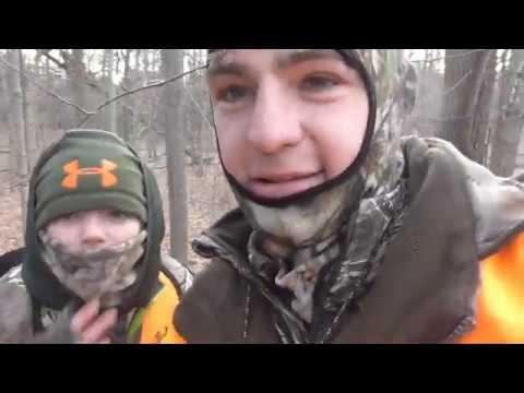Deer Down 5 Mins After Sitting Down! Ohio Youth 2019 Gun