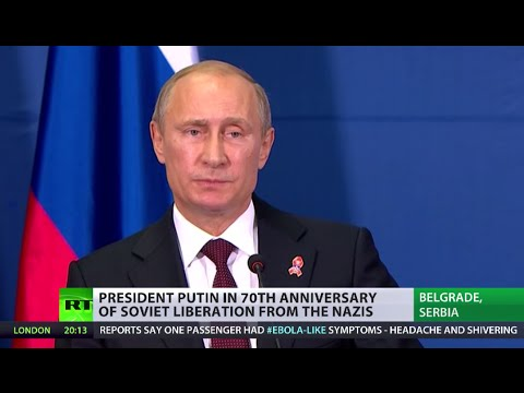 Putin: Russia will not be to blame for any possible energy crisis in Europe