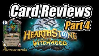 The WitchWood Card Reviews Part 4 - 2 New Legendary Cards