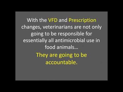 Animal Care Resources Nebraska Extension – Mike Apley - Antibiotics in the future tense...02/01/2017