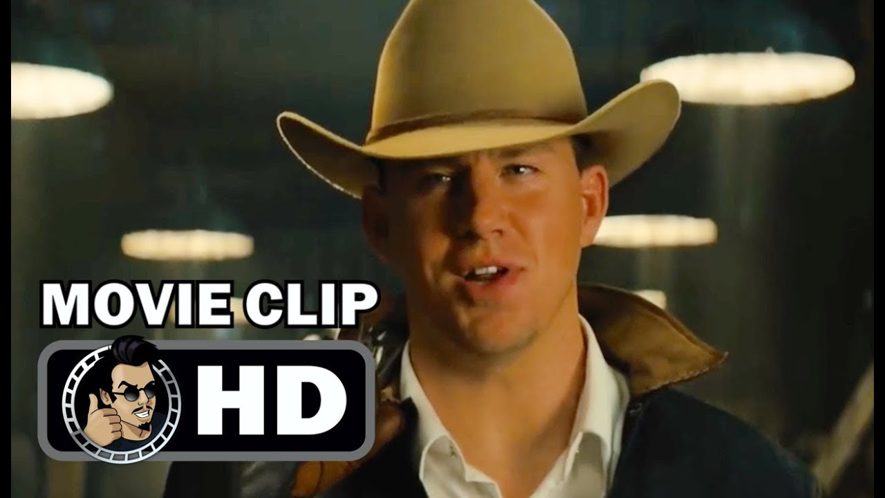 Download KINGSMAN: THE GOLDEN CIRCLE Movie Clip - That Dog Don't Hunt (2017) Channing Tatum Action Film