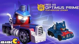 Angry Birds Transformers: Telepods Optimus Prime Auto Birds Gameplay Part 50