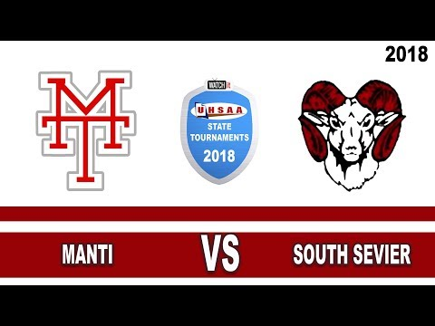 3A Boys Basketball: Manti vs South Sevier High School UHSAA 2018 State Tournament Championship