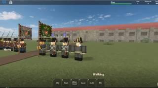 ROBLOX - Ceremonia de la Medalla Kaisertum-sterreich y discurso de lanzamiento