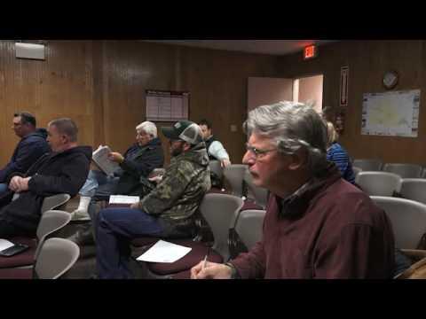 Board of Supervisors Brecknock Township Dec 2016