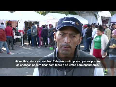 caravana-de-imigrantes-decide-próxima-parada-rumo-aos-eua