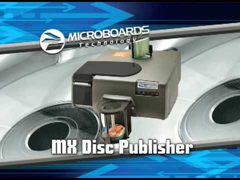 NEW DRIVER: MICROBOARDS MX 2