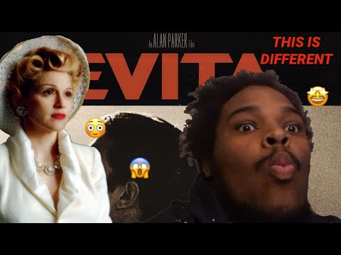 Evita Movie REACTION