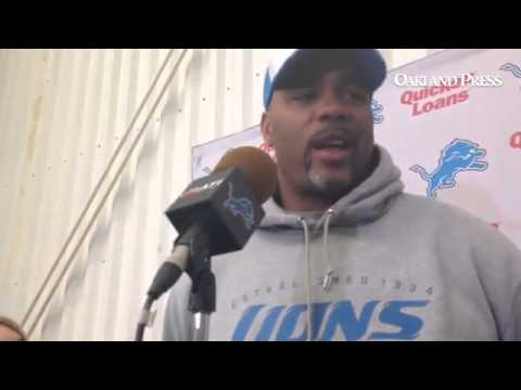 #Lions defensive coordinator Teryl Austin on DeAndre Levy and Rashean Mathis.