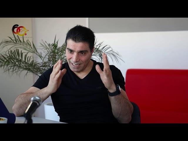 Gökhan Arslan im Gespräch mit Nejdet Niflioğlu