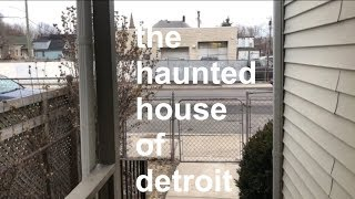 THE HAUNTED HOUSE OF DETROIT (OFFICIAL TRAILER)