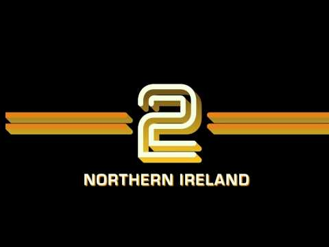 1979 BBC Two Northern Ireland Striped