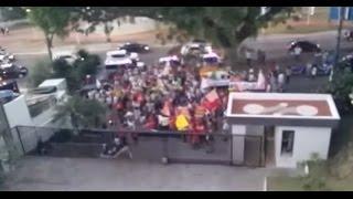 Carnaval na Bahia com Geddel no camburão!