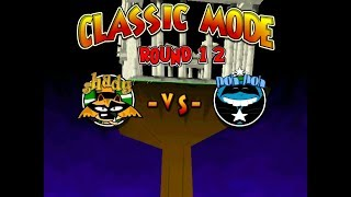 TENNIS TITANS -  Game House (CLASSIC MODE) ROUND 12 SHADY VS POHPOH