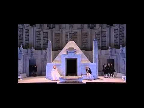 Gnosis,La Flauta Mágica de W. A. Mozart