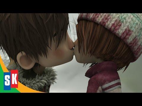 Snowtime! - First Kiss