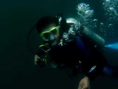 UAE deep diver 2