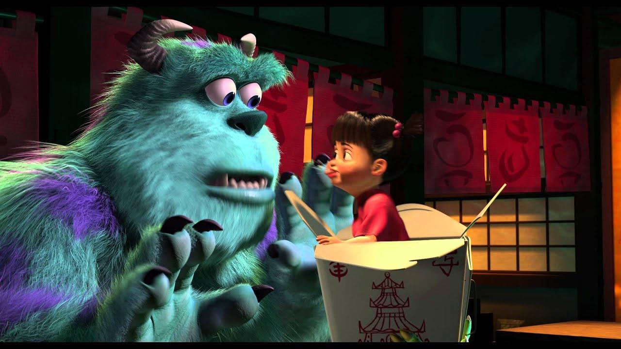 Wallpaper Monster Inc 3d Monsters Inc Trailer Official Disney Pixar Available
