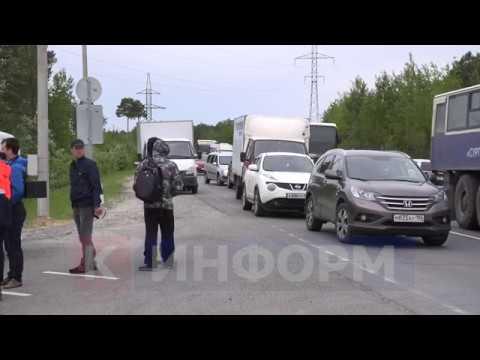 Глава Федоровского прокомментировал забастовку посельчан.