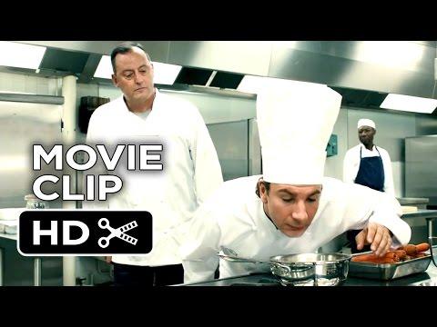 Le Chef Movie CLIP - Vegetable Whispering (2014) - Jean Reno Movie HD