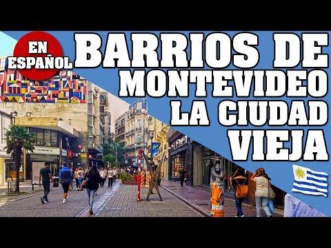 QUE HACER EN MONTEVIDEO? CONOCIENDO LA CIUDAD VIEJA, MONTEVIDEO. PARTE 3. URUGUAY * EN ESPAÑOL