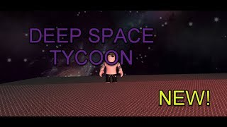 Roblox Deep Space Tycoon Exploration